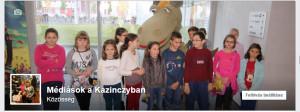 Médiások a Kazinczyban