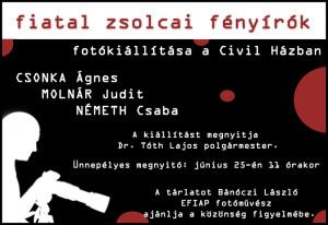 Németh Csaba fotókiállítás 2011